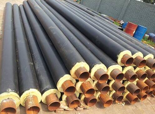 聚氨酯保温管道生产工艺